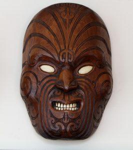 Maori mask