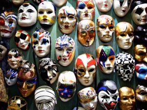 Spanish masks